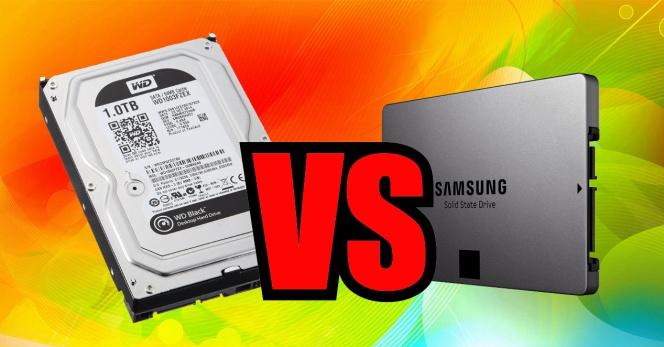 Mejorando el rendimiento, disco SSD.