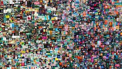 ¿Qué son las obras de arte NFT y por qué valen millones?